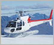 Bell Ranger - Private Helicopter Charter